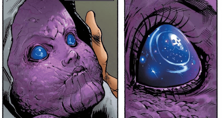 thanos the eternals komiks