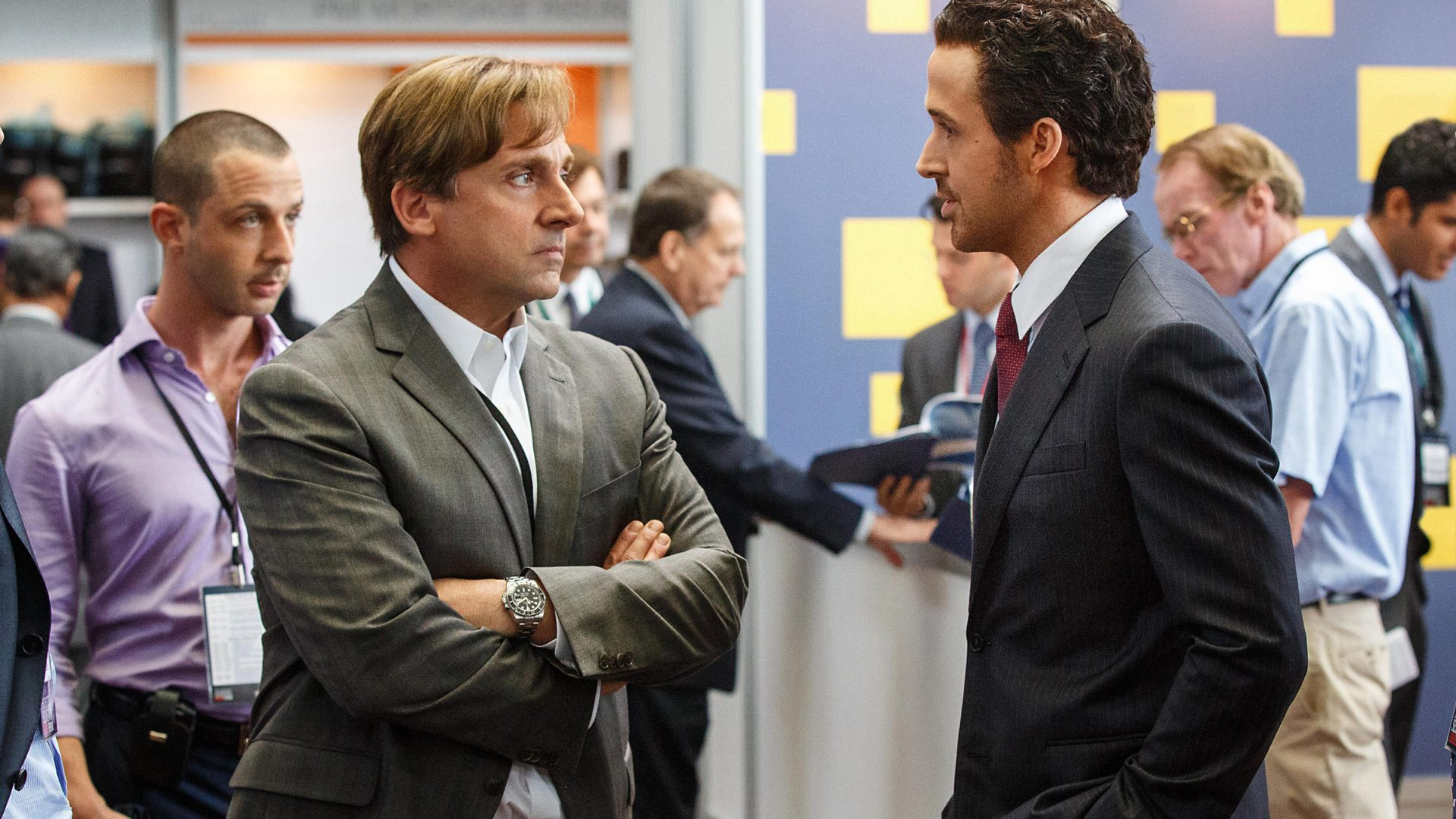 Stávka na neistotu / The Big Short (2015)