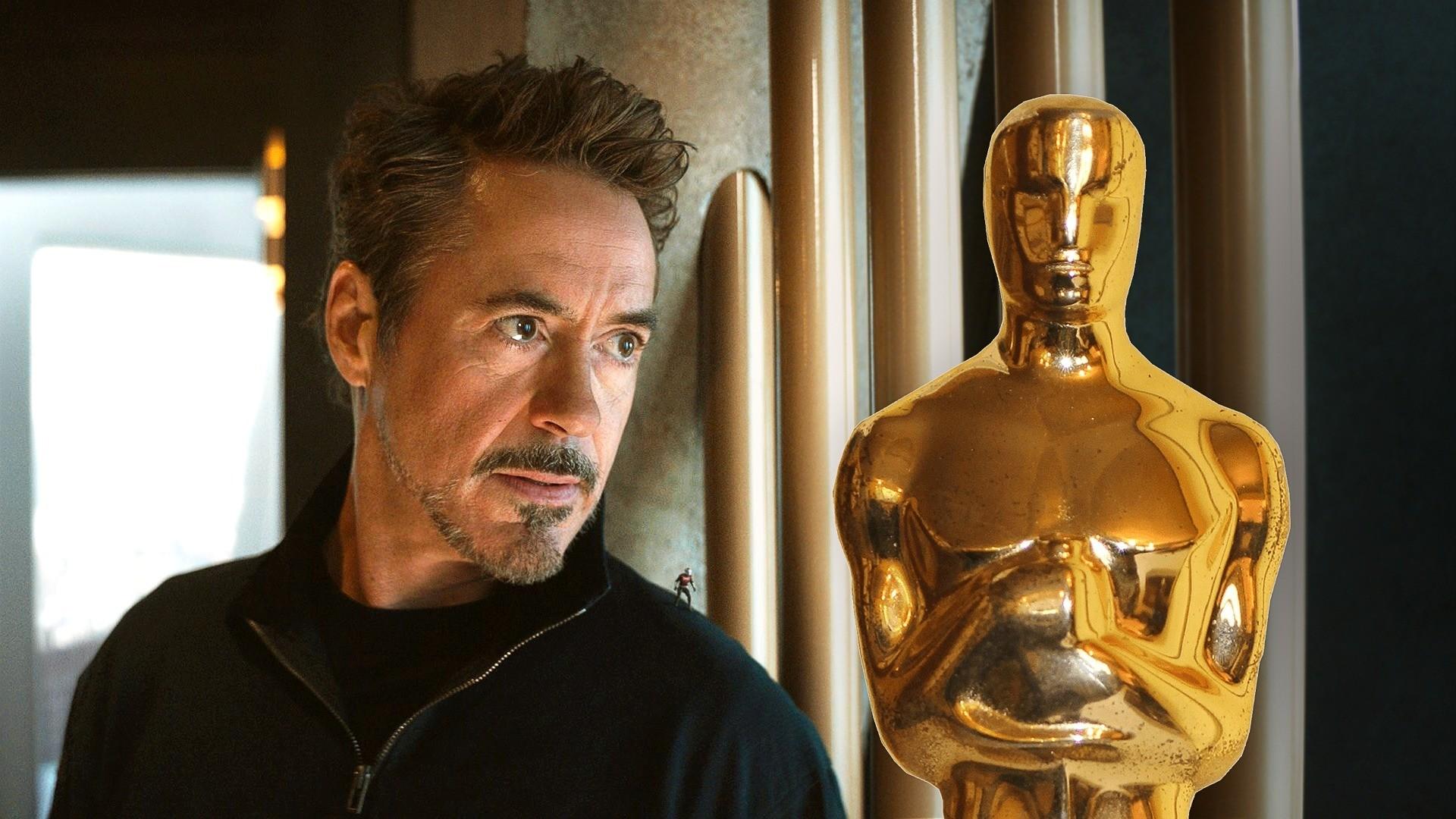 Dostane Robert Downey Jr. Oscara za Avengers Endgame