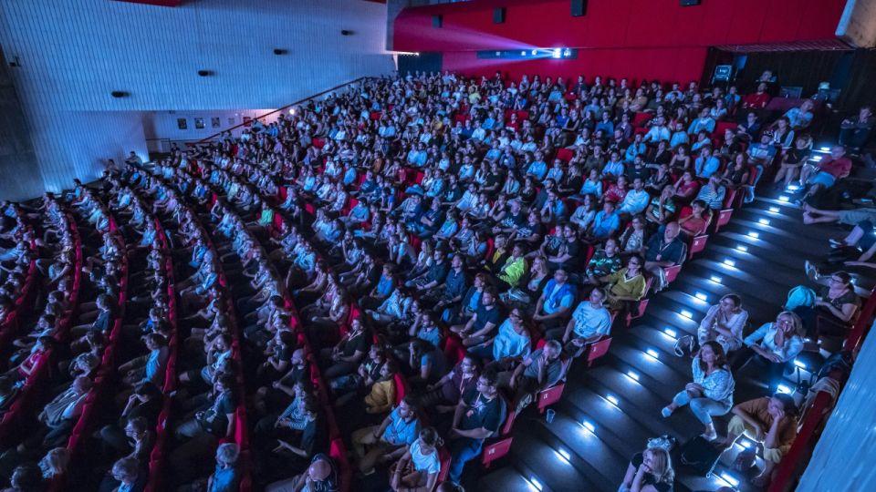 Filmový festival Cinematik
