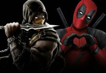 film Mortal Kombat deadpool