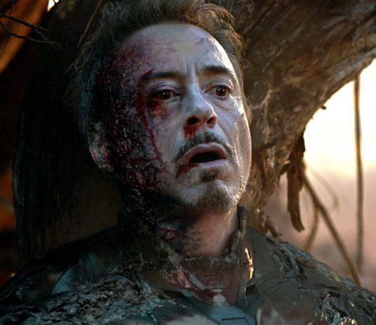 Smrť Iron Mana v Avengers: Endgame