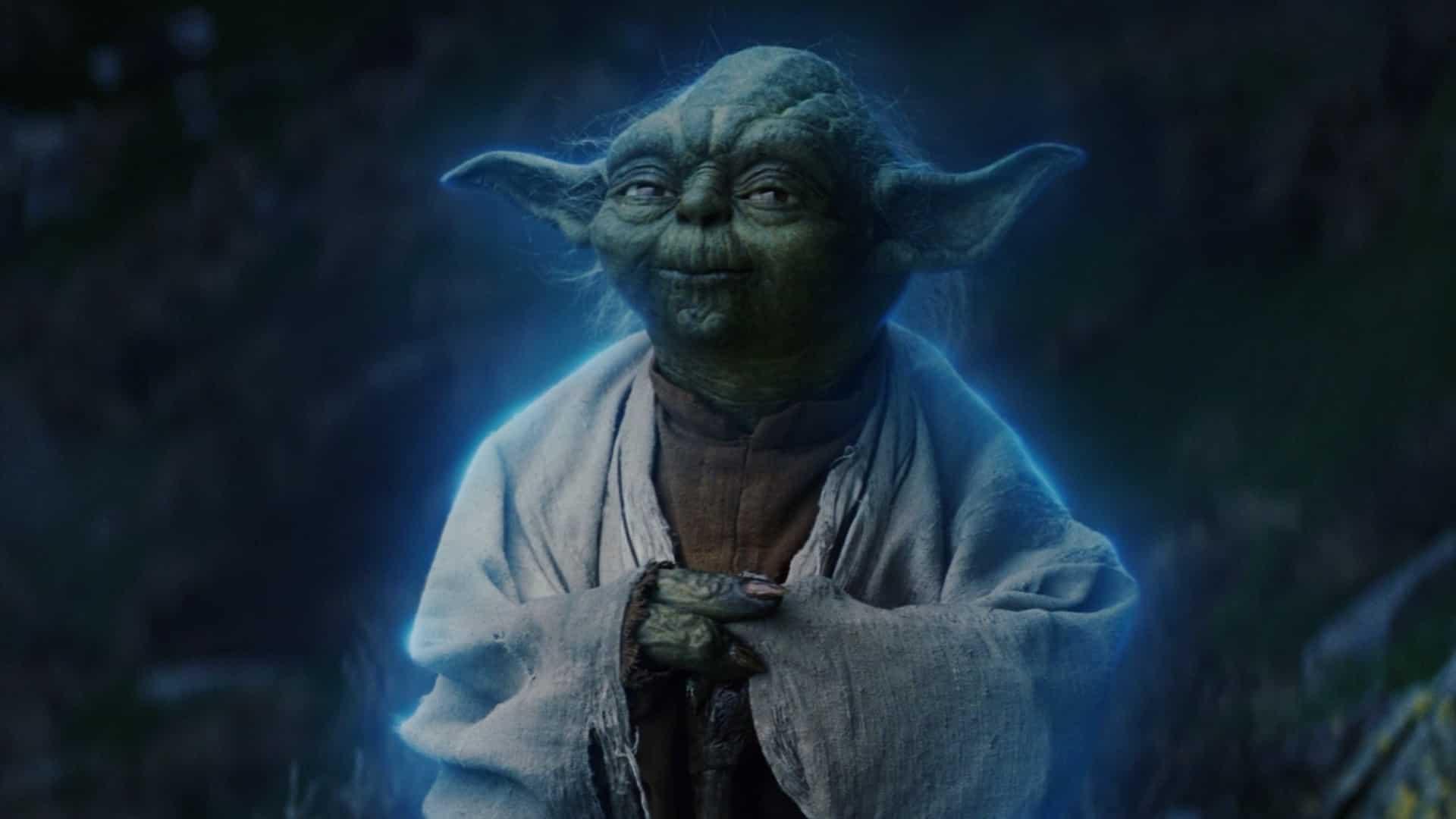Film Star Wars 9 yoda