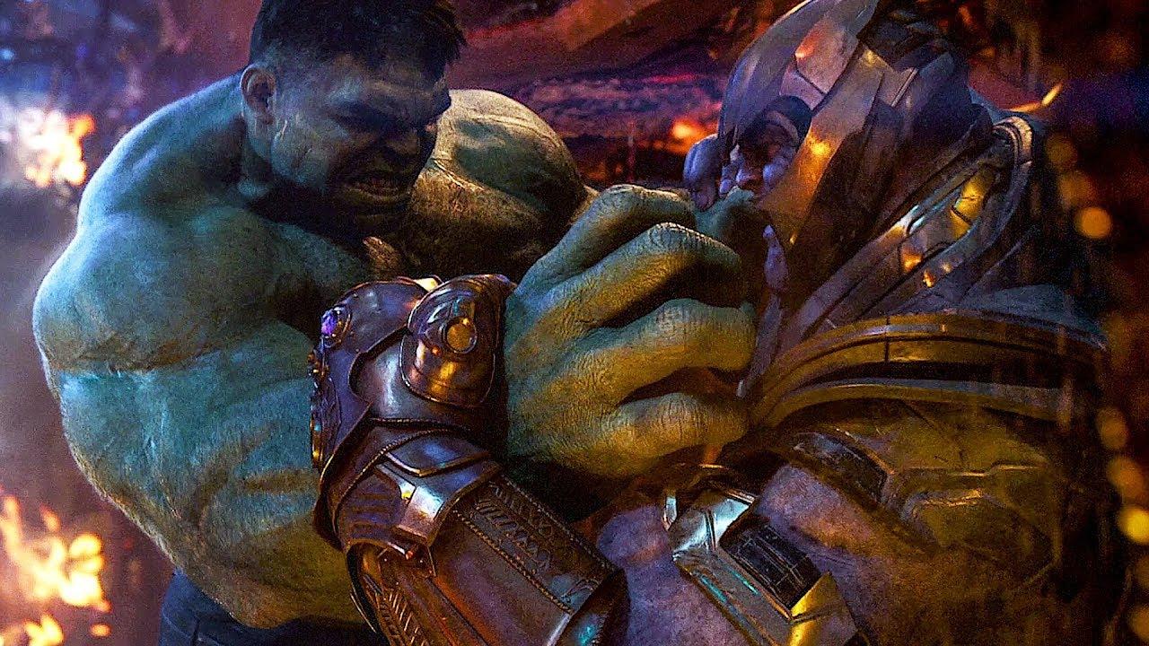 Hulk a Thanos