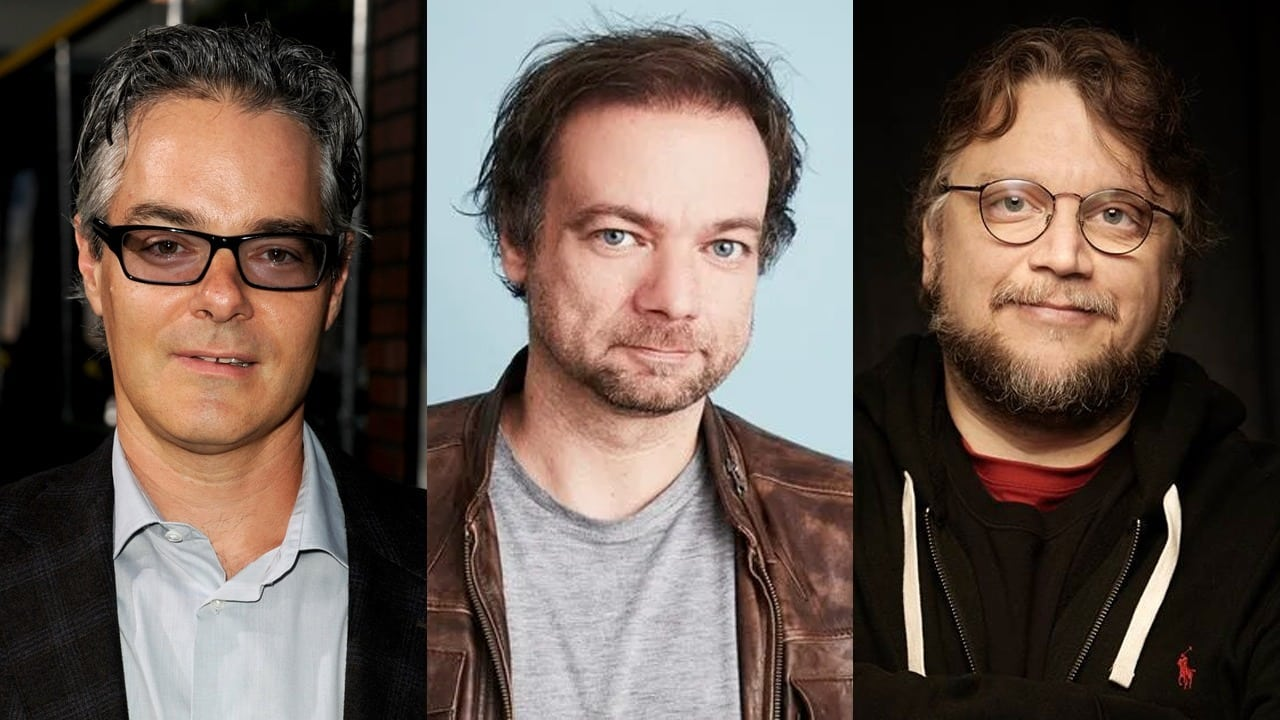 Marco Beltrami, André Øvredal a Guillermo del Toro