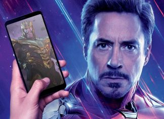 Mobilné telefóny v Avengers: Endgame