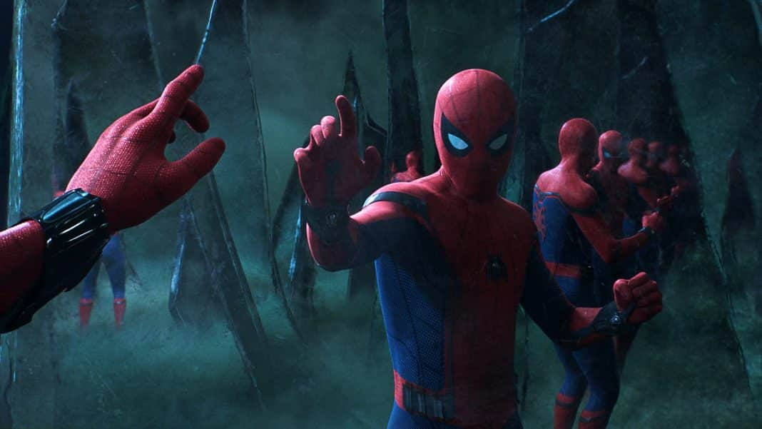 spider-man sa vracia do kin