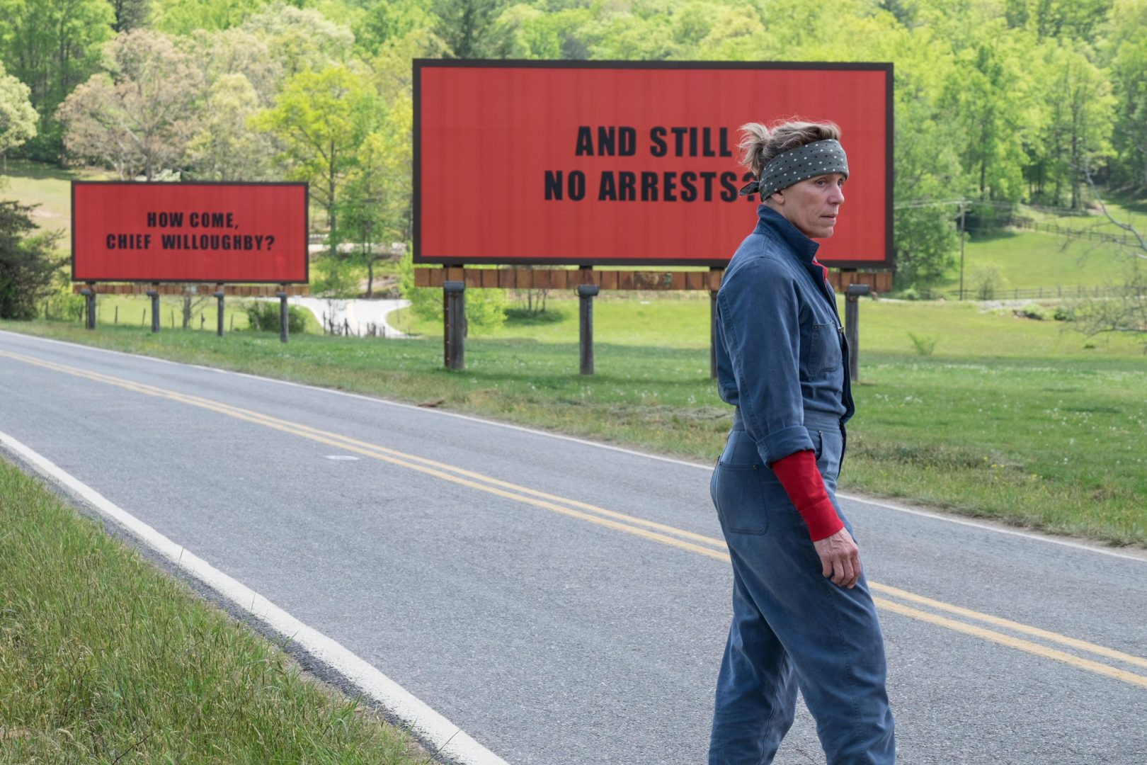 Tri billboardy kúsok za Ebbingom/Three Billboards Outside Ebbing, Missouri