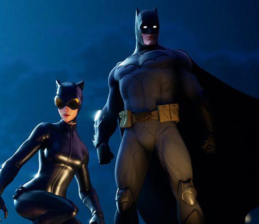 Batman prichádza do hry Fortnite