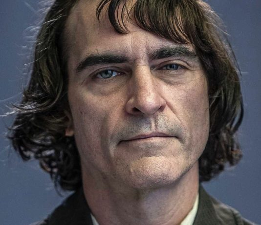 Herec Joaquin Phoenix ako Joker
