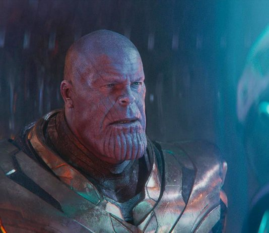Vizuálne efekty vo filme Avengers Endgame
