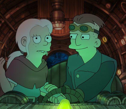 Podarilo sa Groeningovi prekvapiť? | Disenchantment 2. séria RECENZIA