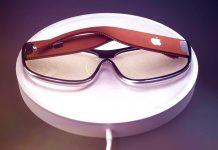 inteligentné okuliare apple