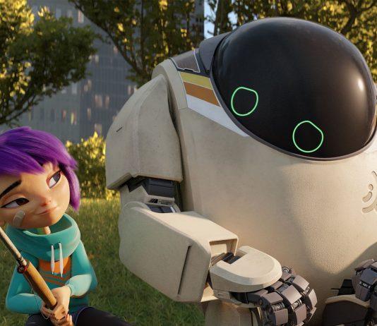 TIP na film: Next Gen | Rebelujúce dievča vo svete plnom technológii