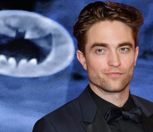 robert pattinson ako batman