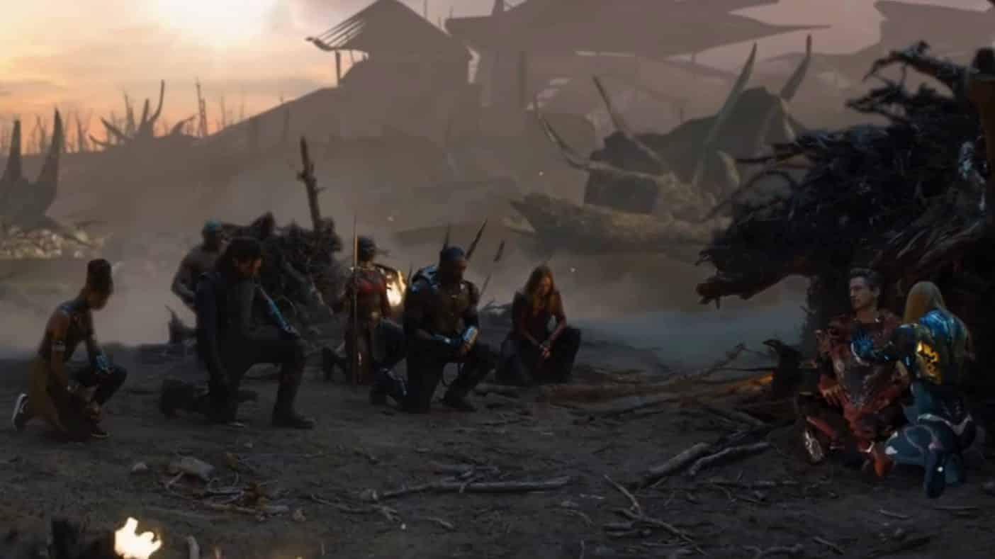 Vymazané scény z Avengers: Endgame