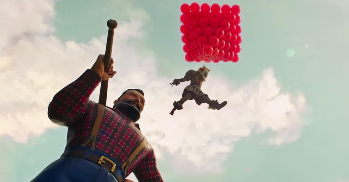 to kapitola 2 klaun pennywise balony