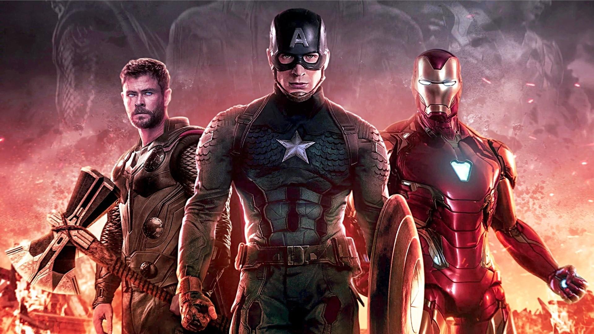 záver Avengers Endgame