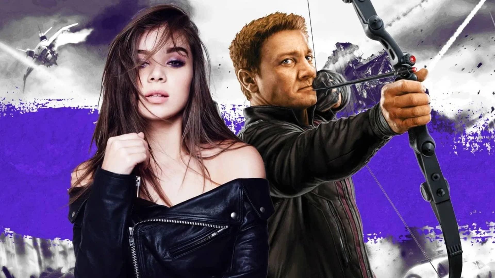 seriál Hawkeye