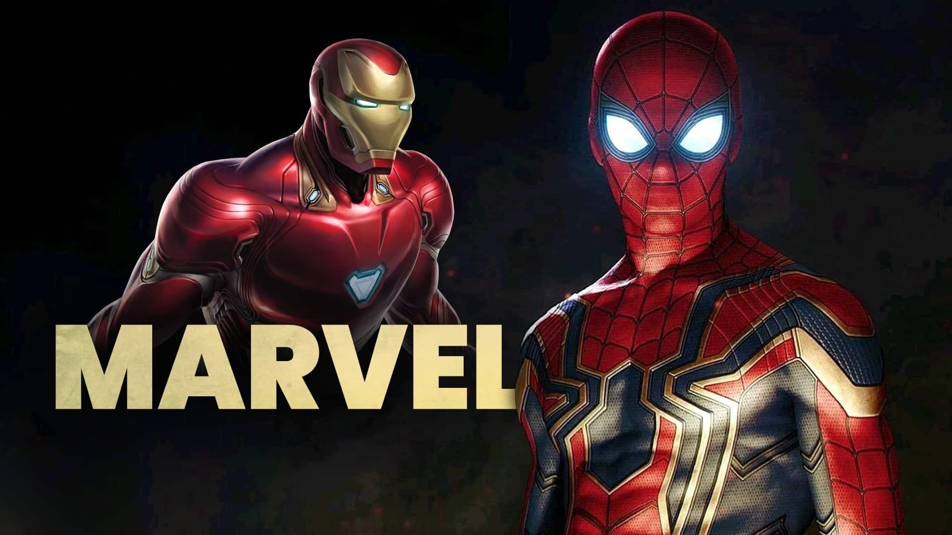 Spider-Man oblek Iron Spider