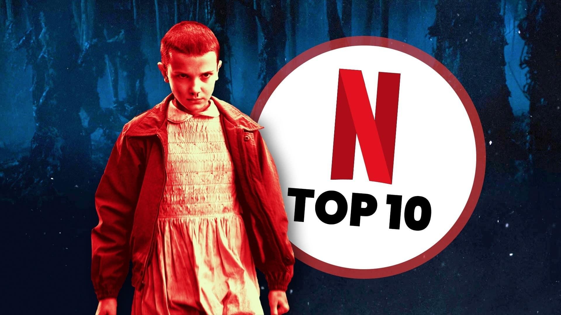 seriály na Netflixe