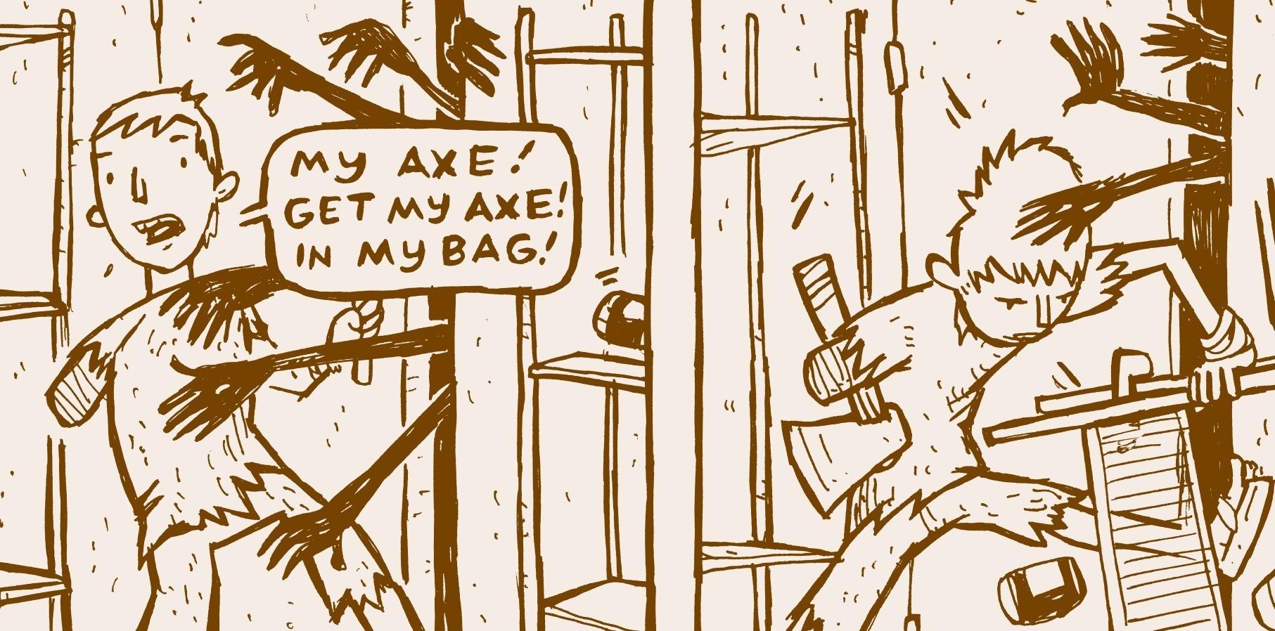daybreak komiks