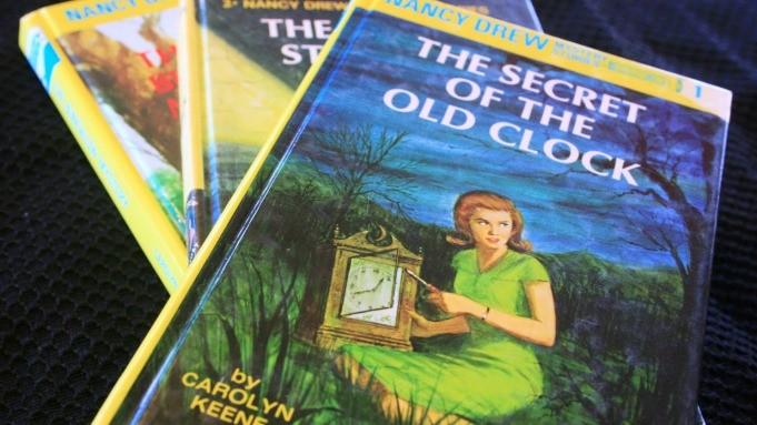 nancy drew knihy