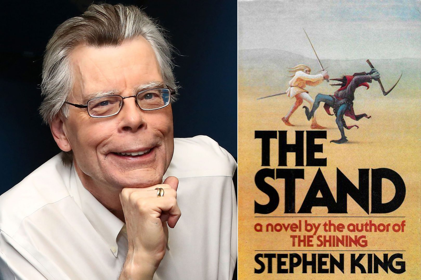 najlepšie knihy stephena kinga