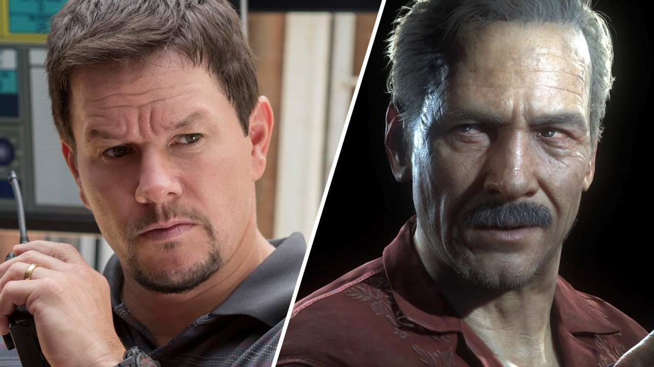 Mark Wahlberg Uncharted