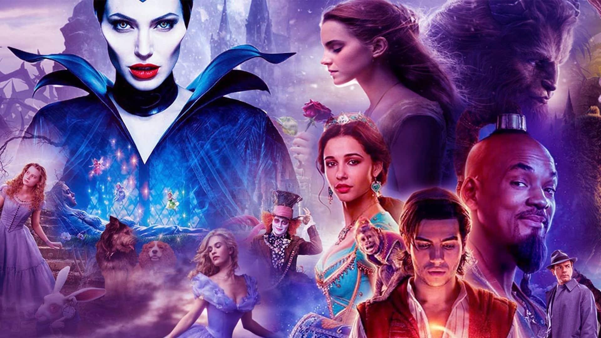 TOP 10 hraných adaptácií animovaných Disney filmov