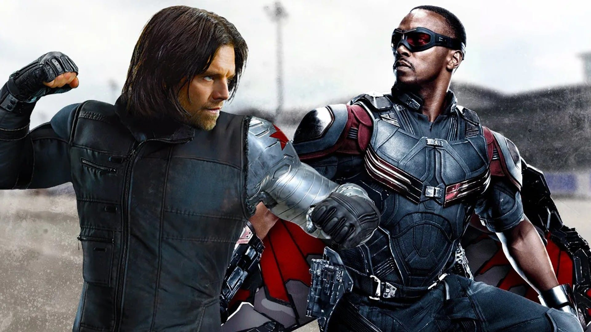 mcu seriál The Falcon and the Winter Soldier