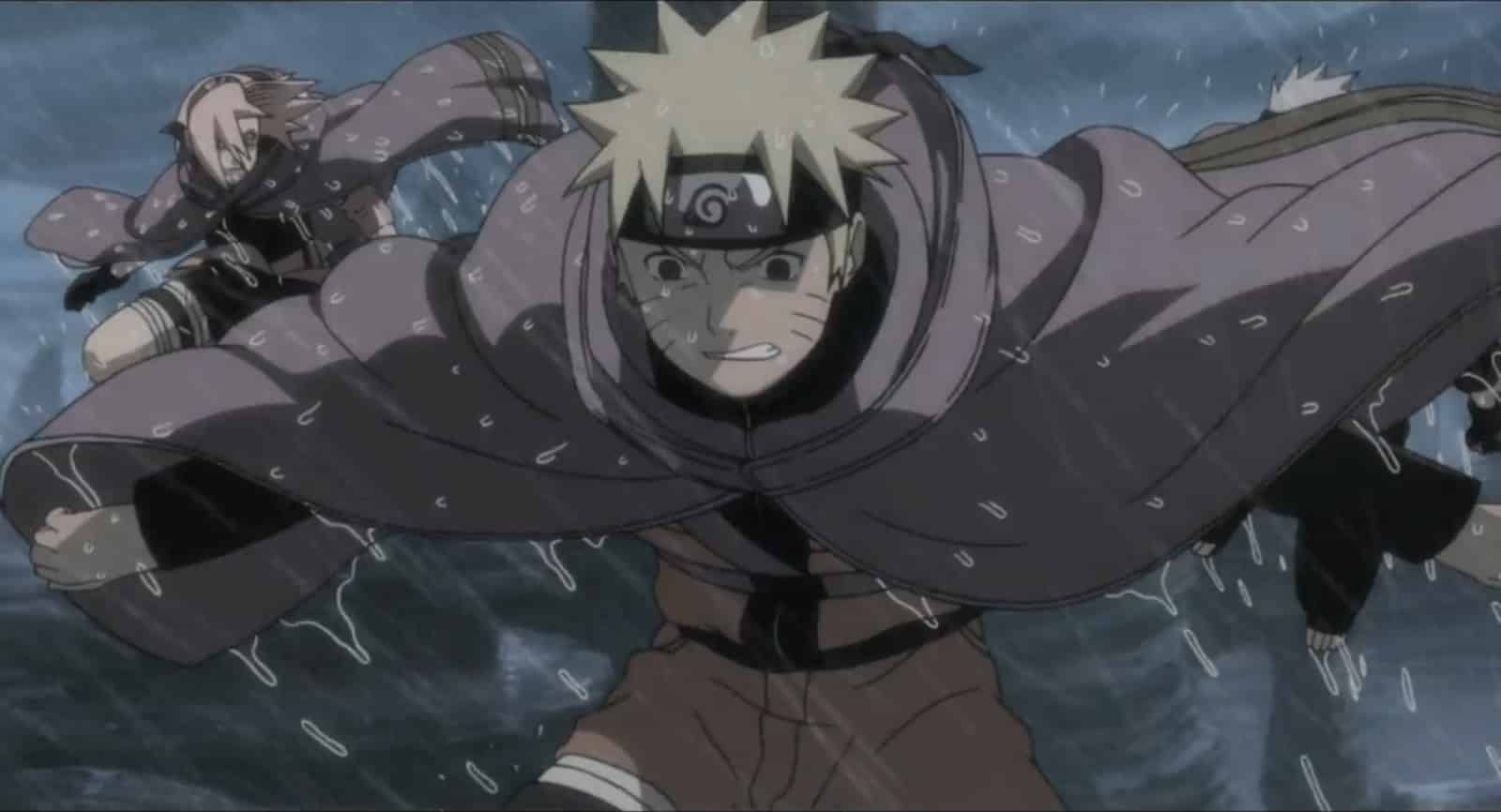 Naruto Shippuden the Movie The Will of Fire