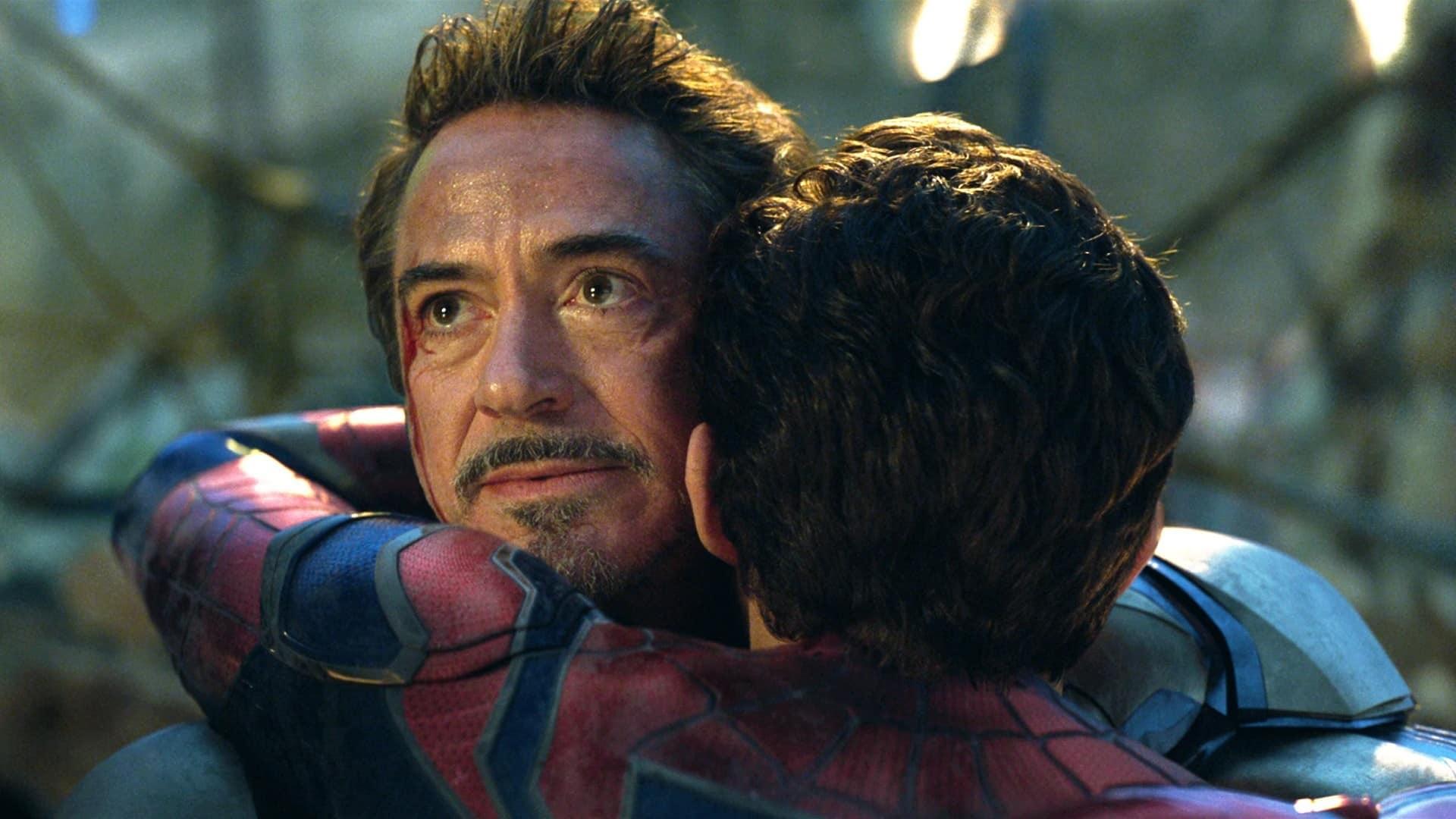 emocionalna scena z filmu avengers endgame