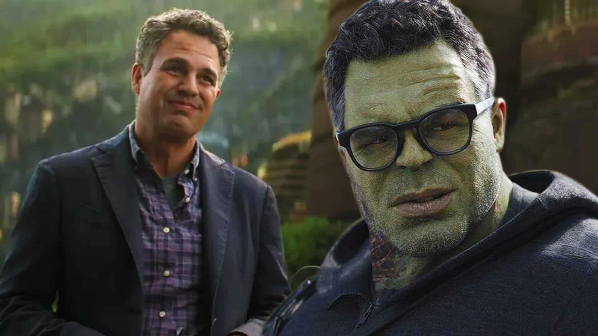Hulk bol v Avengers: Infinity War