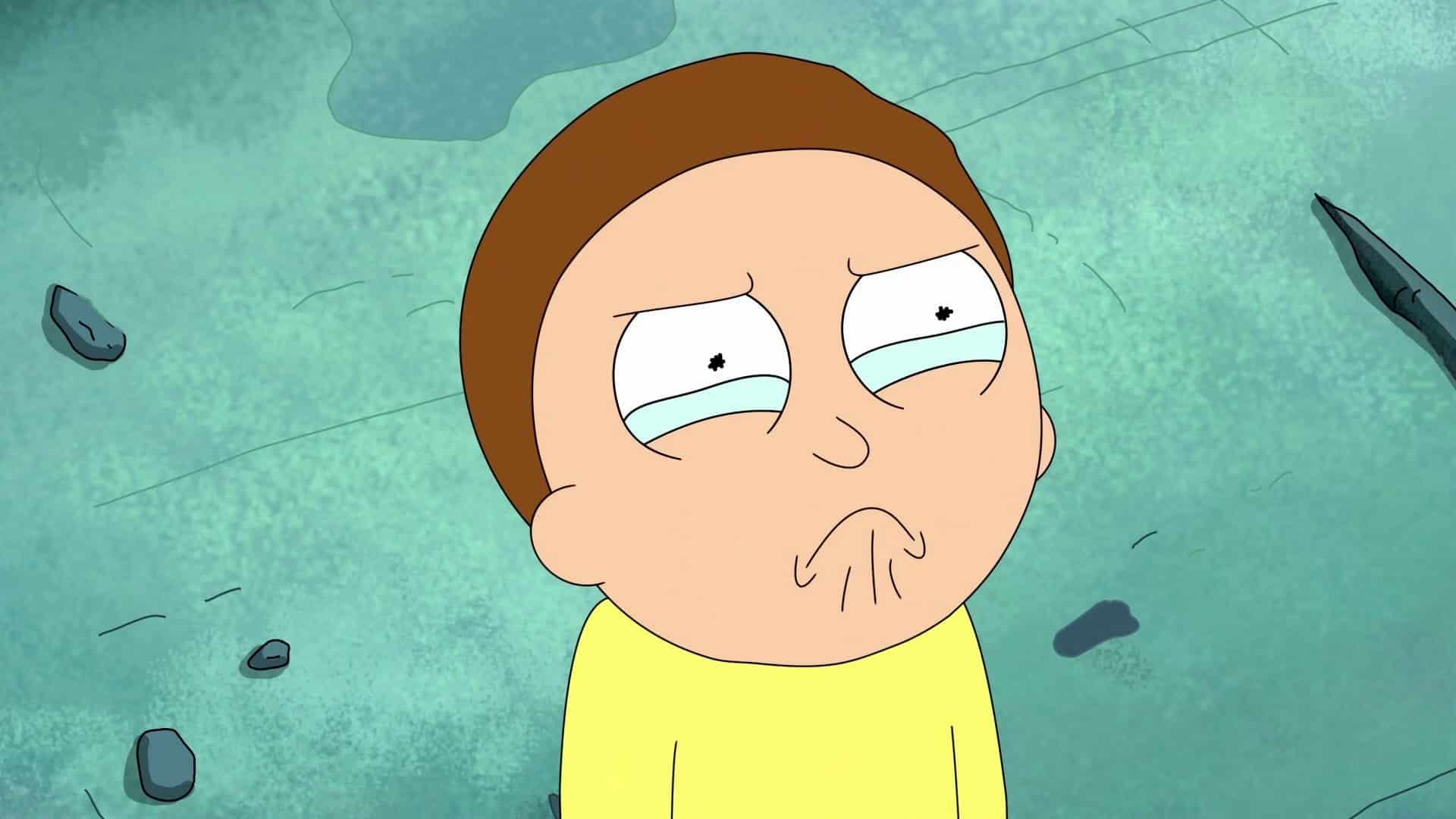 TOP 10 najsmutnejších momentov v seriáli Rick a Morty