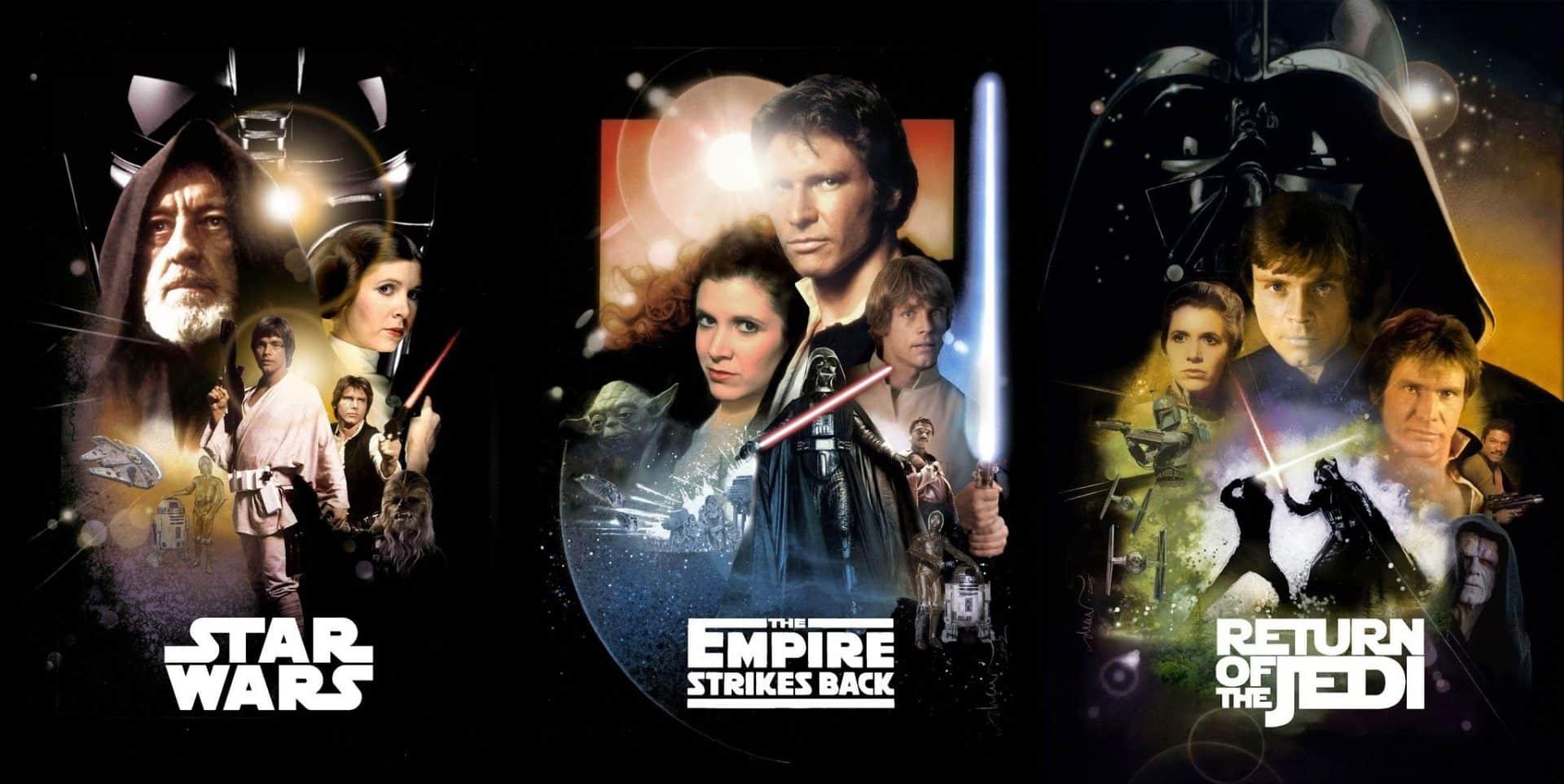 Originálna trilógia