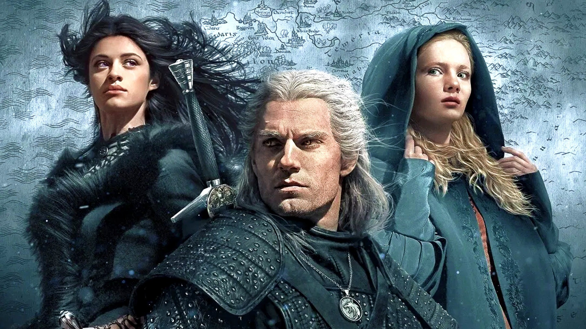 serial the witcher druha seria