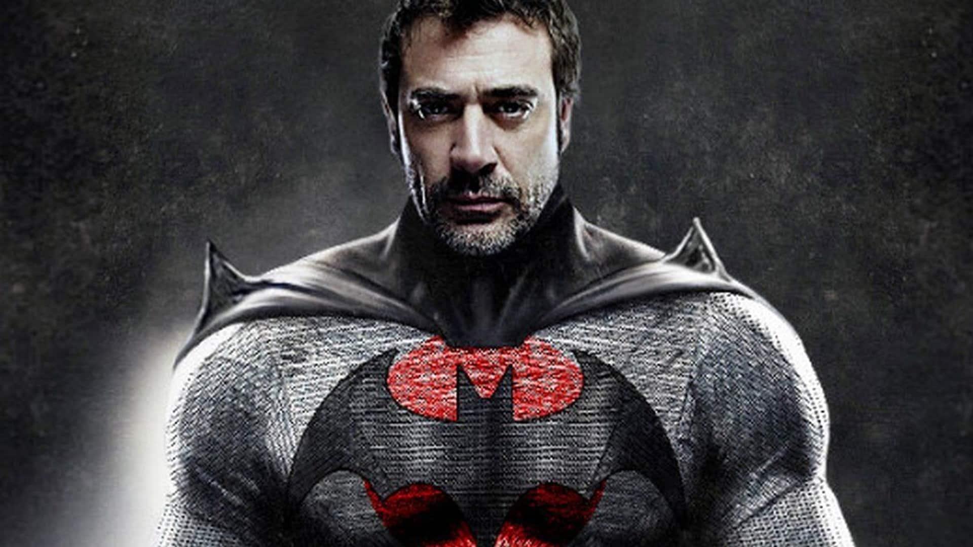 Jeffrey Dean Morgan ako Batman