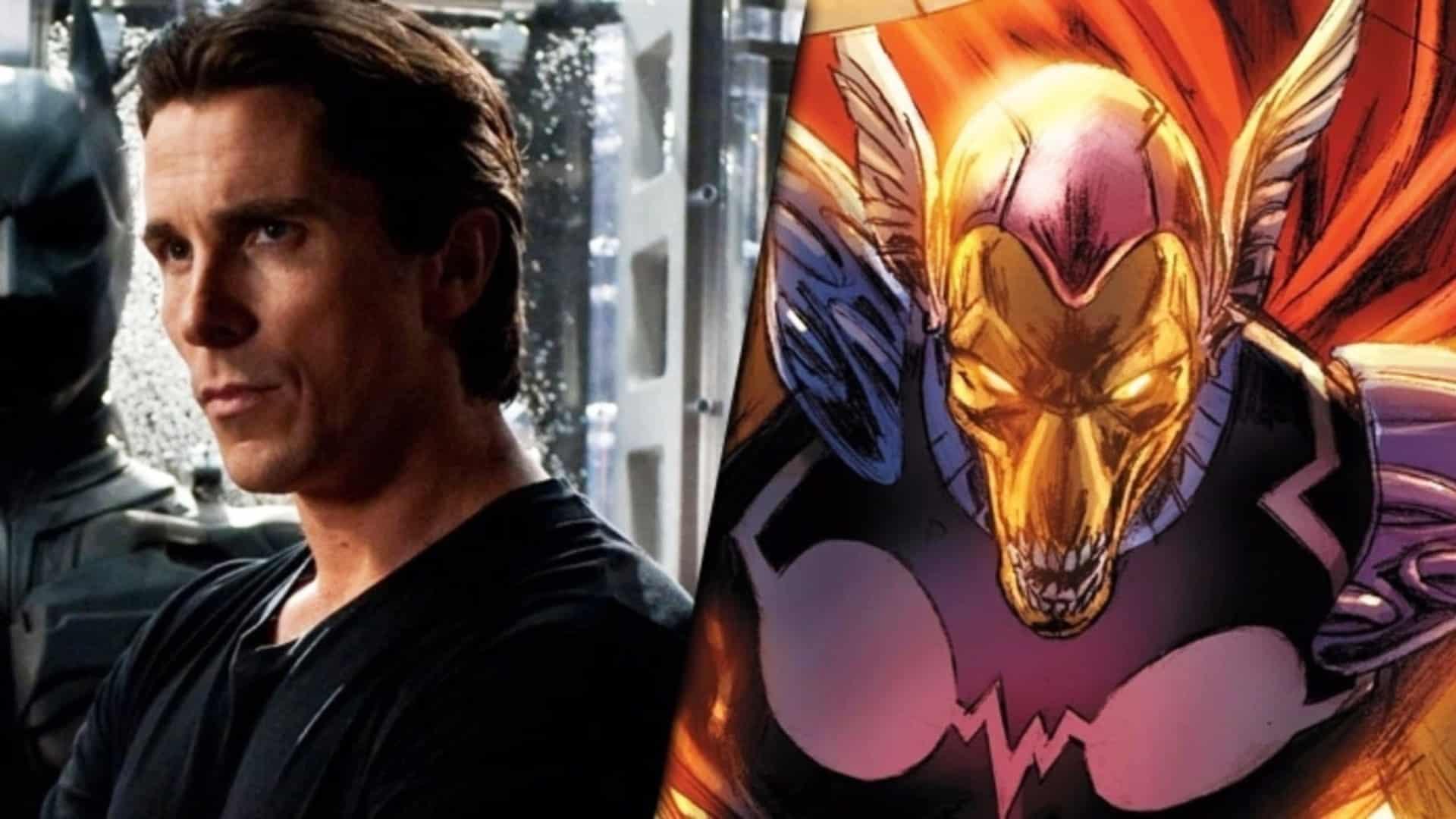 Christian Bale v MCU