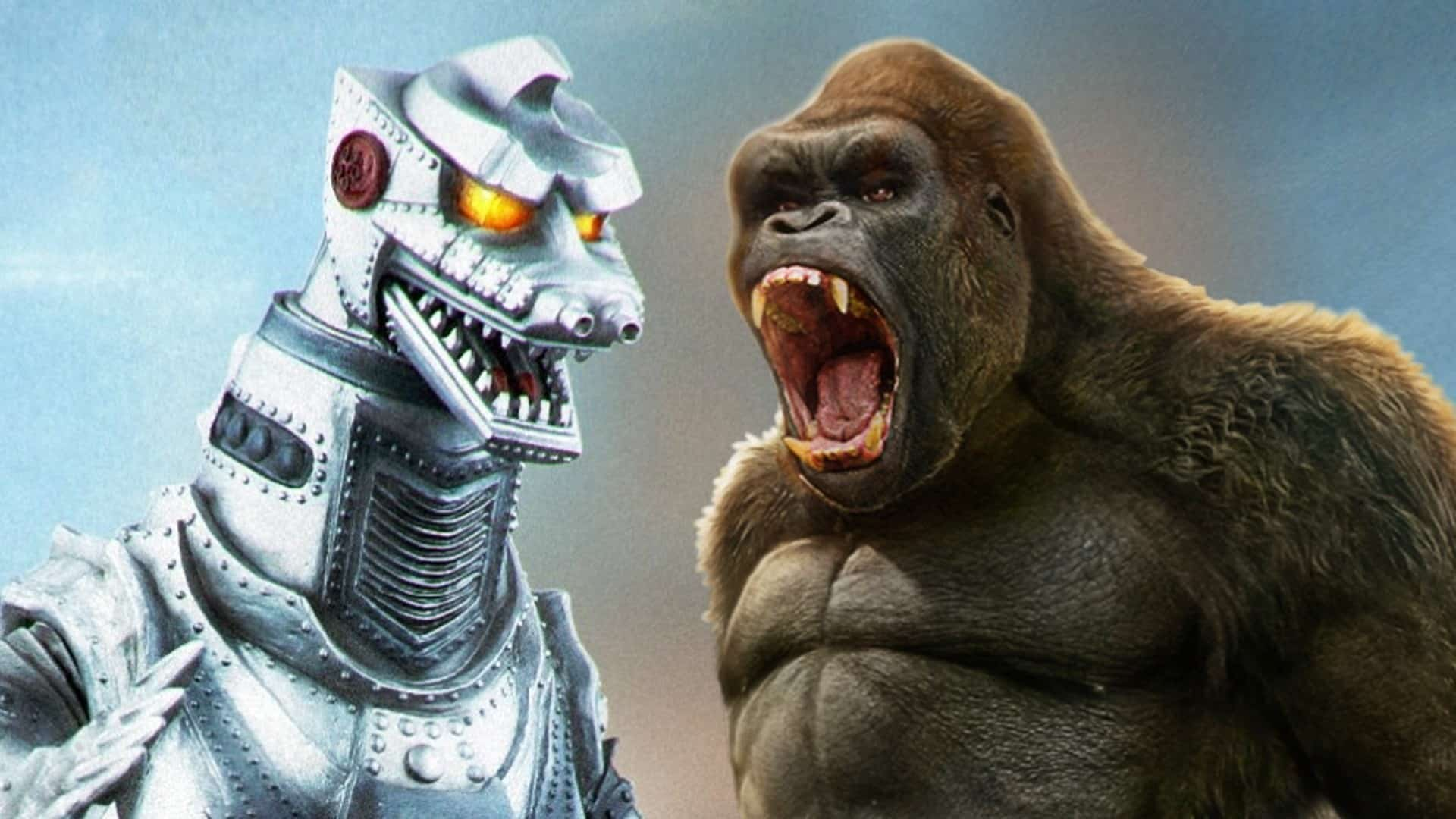 Film Godzilla Vs. Kong