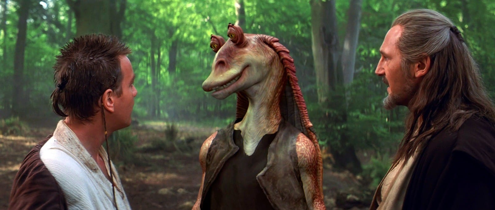 Jar Jar Blinks