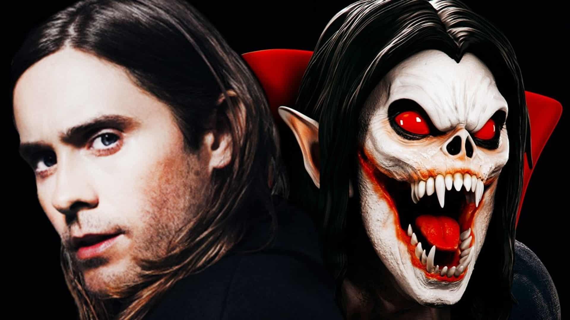 Jared Leto je Morbius