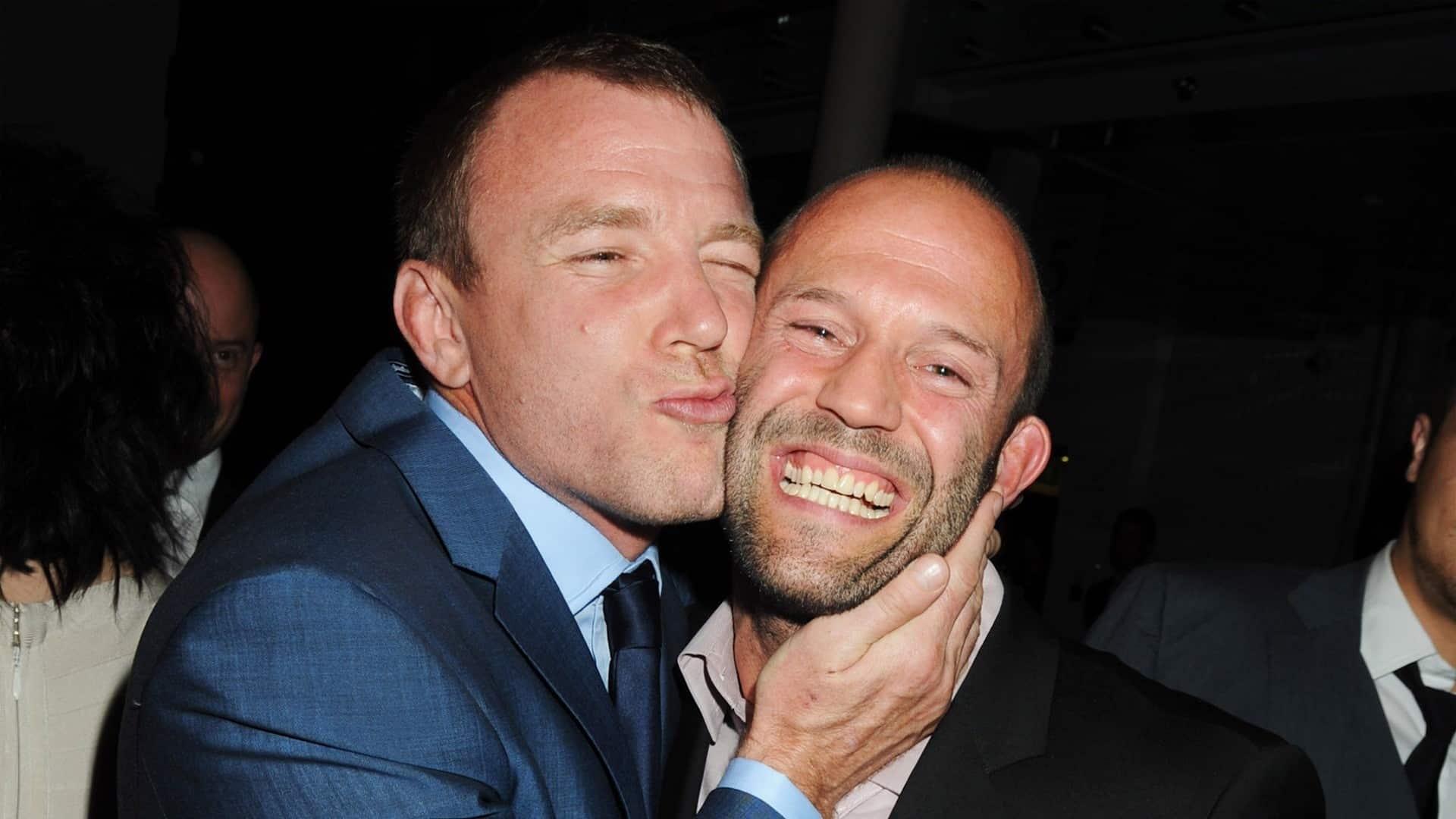 Jason Statham a Guy Ritchie