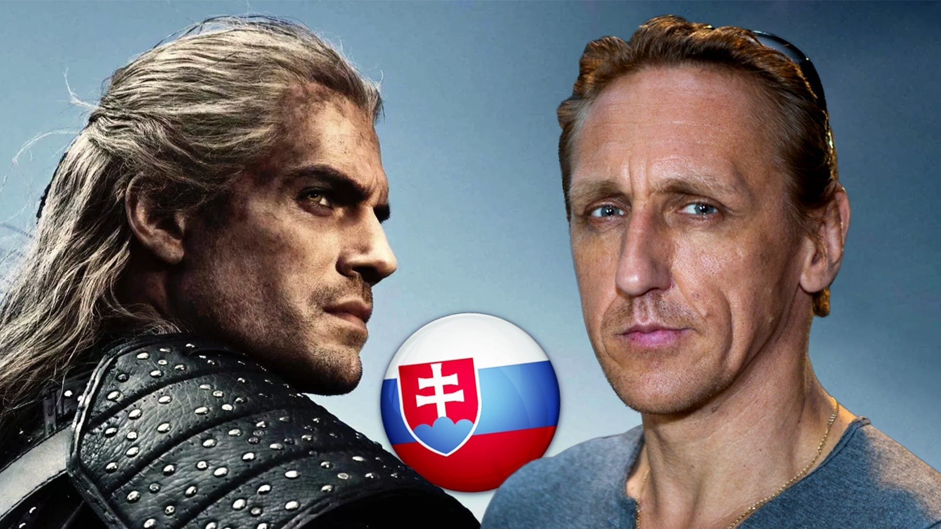 Slovak opusta serial The Witcher
