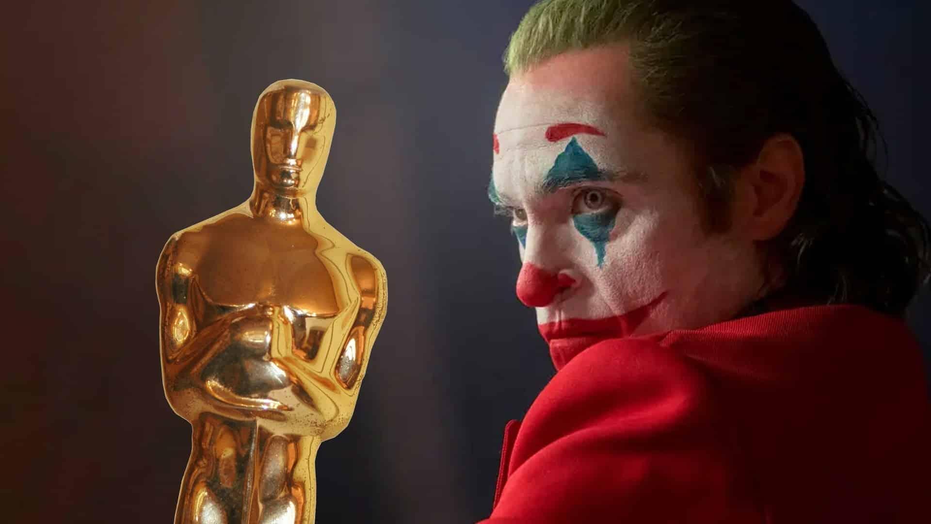 nominacie na oscary 2020 joker