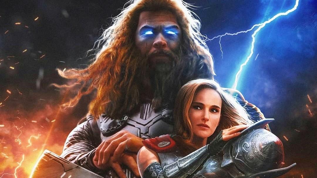 Natacanie filmu thor: love and thunder