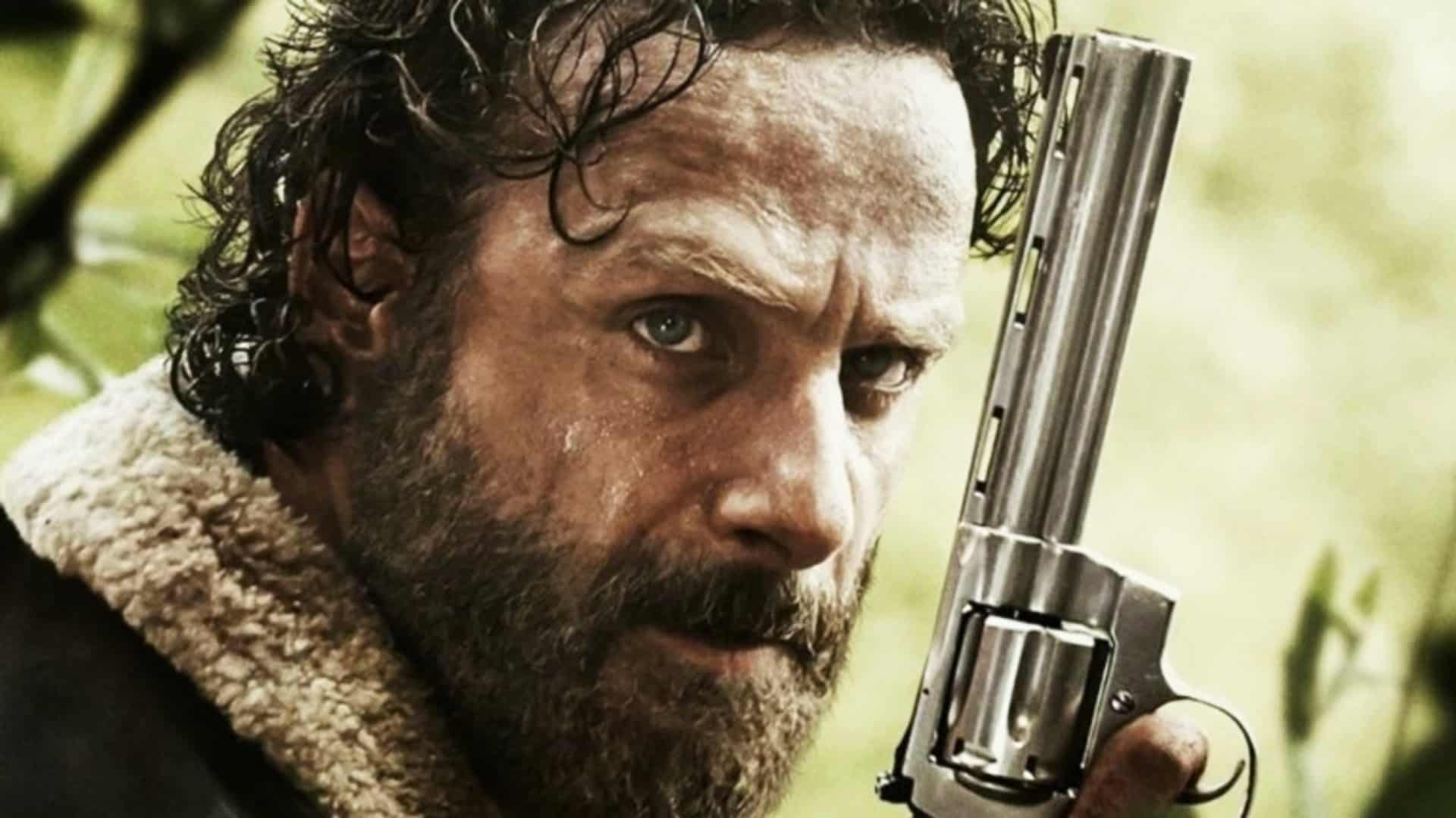 serial The Walking Dead