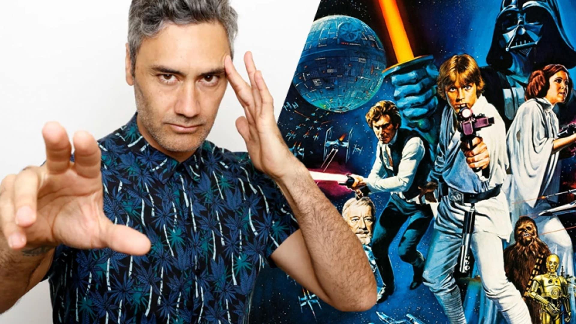 Taika Waititi natočí Star Wars