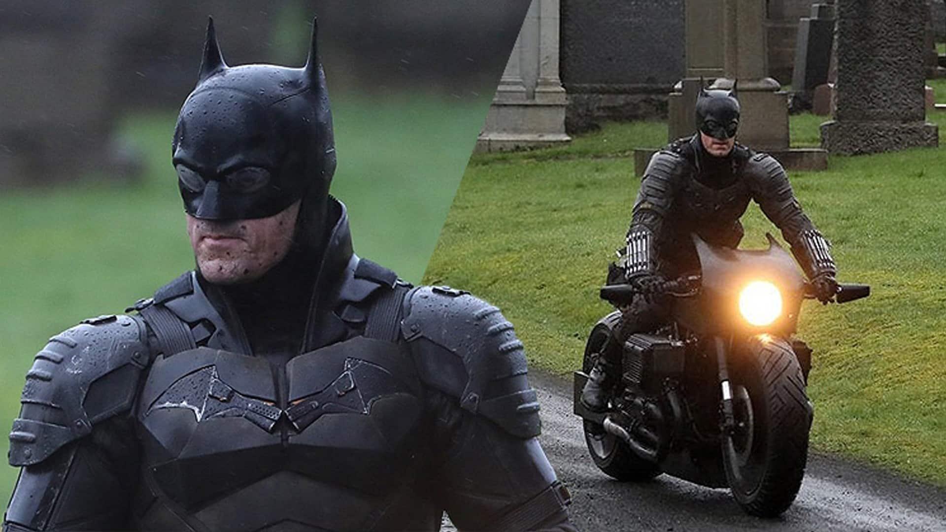 Batman Roberta Pattinsona