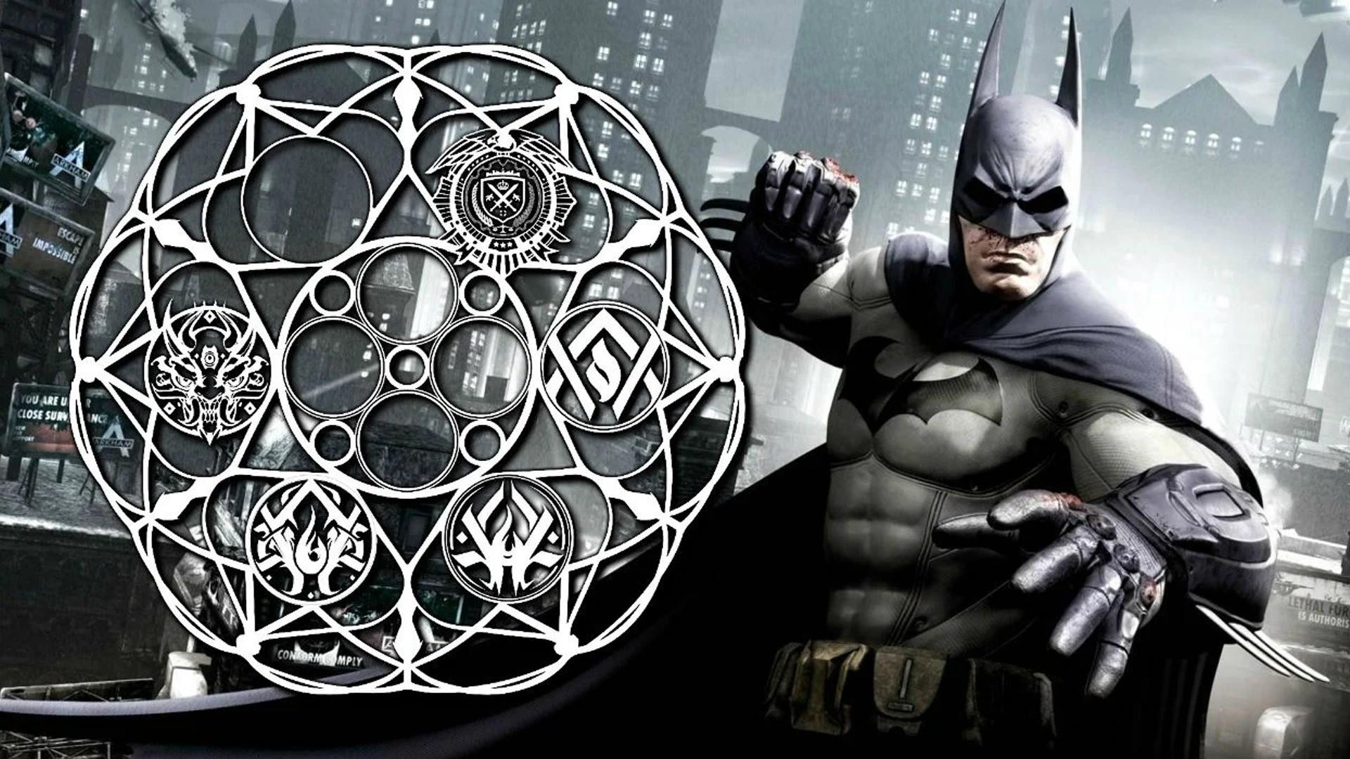 Batman hra